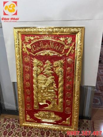 Cửu huyền thất tổ mạ vàng giao khách Sài Gòn.!!