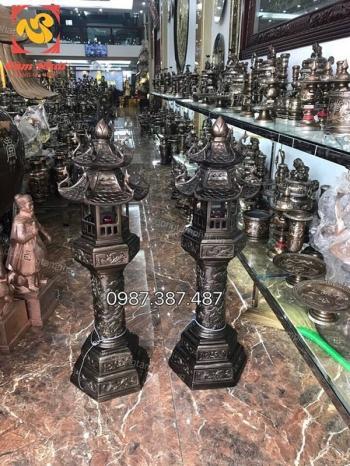 Nơi sản xuất đèn thờ bằng đồng đẹp, chất lượng nhất hiện nay.!!