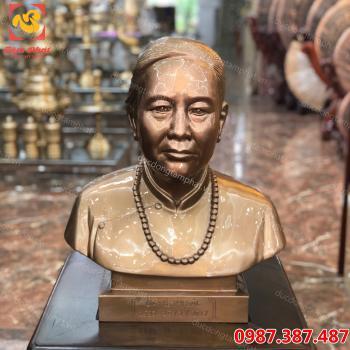 Tượng chân dung, nơi đúc tượng chân dung ở Hà Nội