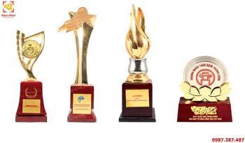 Các mẫu cúp đồng đẹp xuất sắc làm quà tặng vinh danh các doanh nghiệp