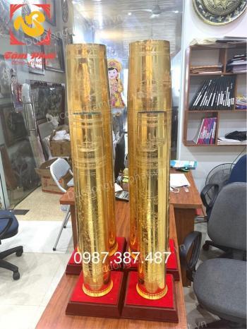 Nhận CNC và mạ vàng 24k đầu đạn..!