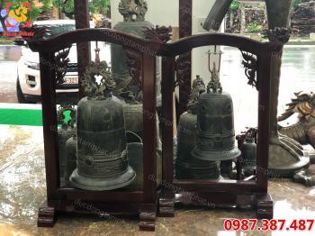Chuông đồng, nơi đúc chuông đồng tại Ý Yên Nam Định