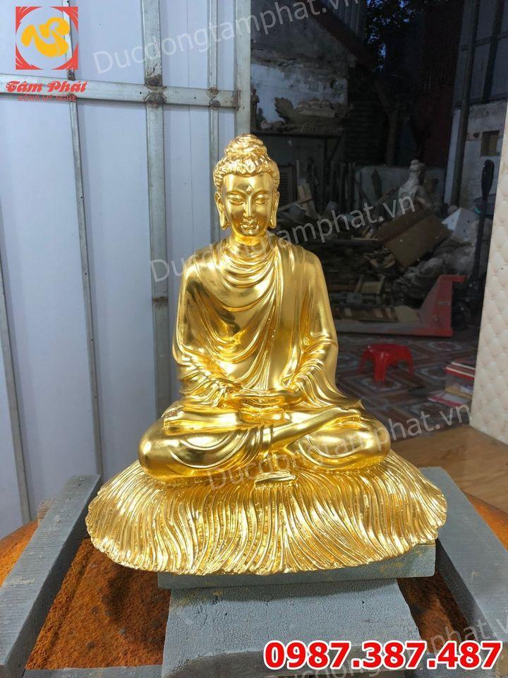 Đúc Tượng Phật Thích Ca bằng đồng mẫu đẹp nhất hiện nay