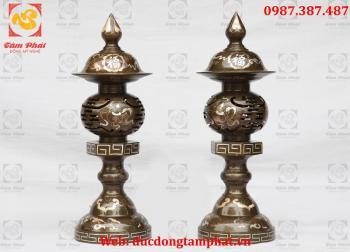 Đèn thờ bằng đồng, nơi bán đèn thờ bằng đồng