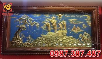 Tranh Thuận Buồm Xuôi Gió Thiết Kế Tinh Tế 2m3